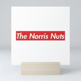 The Norris Nuts Mini Art Print