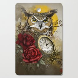 Time is Wise Cutting Board