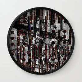 Reichstag Signals Wall Clock