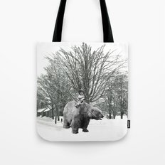 Little Billy's Polar Playtime Tote Bag