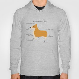 Anatomy of a Corgi Hoody