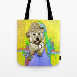 West Highland White Terrier - Ready To Go? Tote Bag