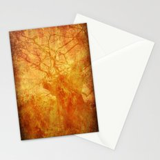 The Fire Tree. Stationery Cards
