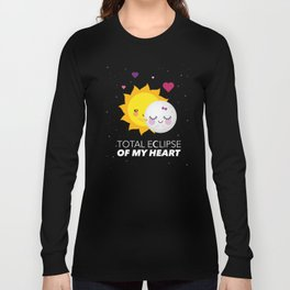 Total eclipse of my heart Long Sleeve T-shirt