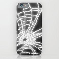 Surrealistic Spider Web Slim Case iPhone 6s