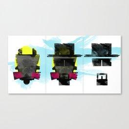 Breaking Bad - Chemistry Canvas Print