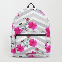 Petal Pusher Chevron Backpack