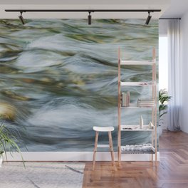 Flowing river Wall Mural