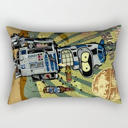 BendR2D2 Rectangular Pillow