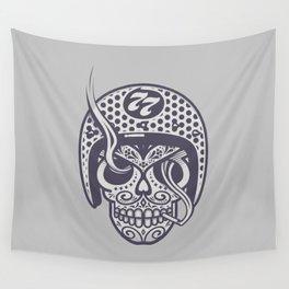 Skull 77 Wall Tapestry