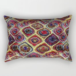 Crochet Pattern bywhacky Rectangular Pillow