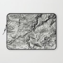 bump abstract Laptop Sleeve