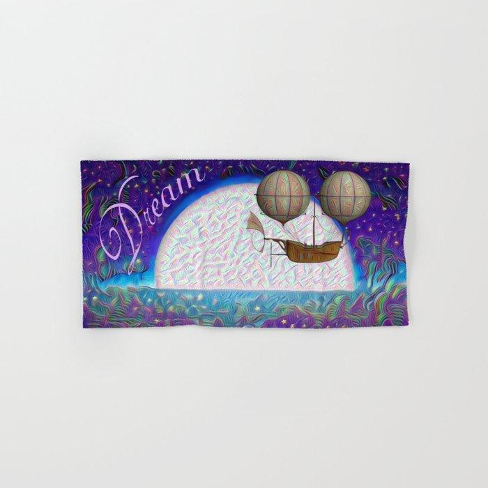 Halcyon Dreams Hand & Bath Towel
