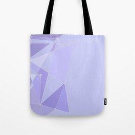 Tomorrowland Purple Wall Tote Bag