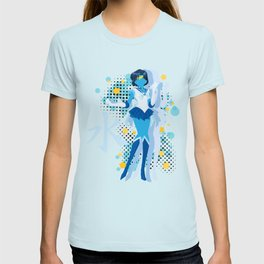 Soldier of Water and Wisdom T-shirt