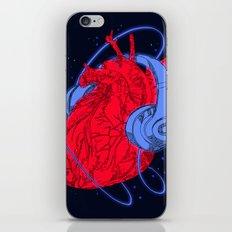 Listen to your Heart II iPhone & iPod Skin