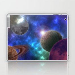 Space Expedition Laptop & iPad Skin