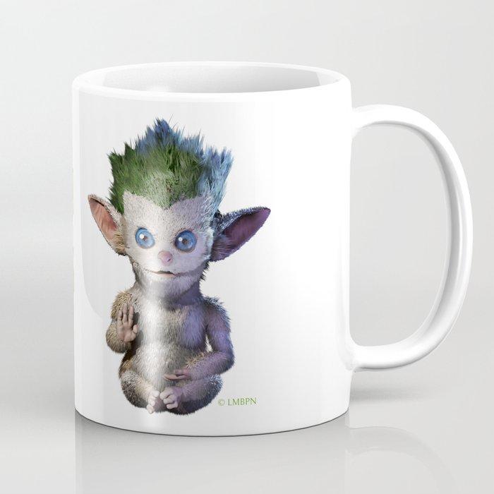 Buddha Troll Mug Coffee Mug