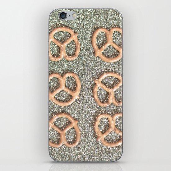 Pretzel Party iPhone & iPod Skin