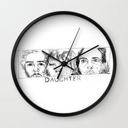 Daughter Wall Clock