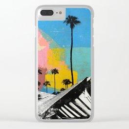 Caliente Clear iPhone Case