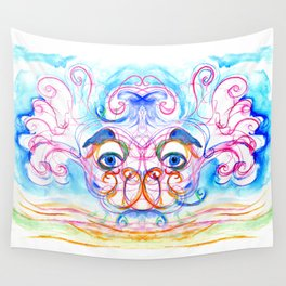 The Dog Wall Tapestry