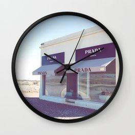 PradaMarfa Wall Clock