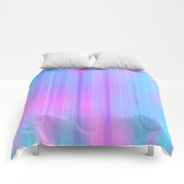 Retro Pink Comforters