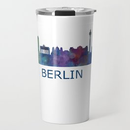 Berlin City Skyline HQ Travel Mug
