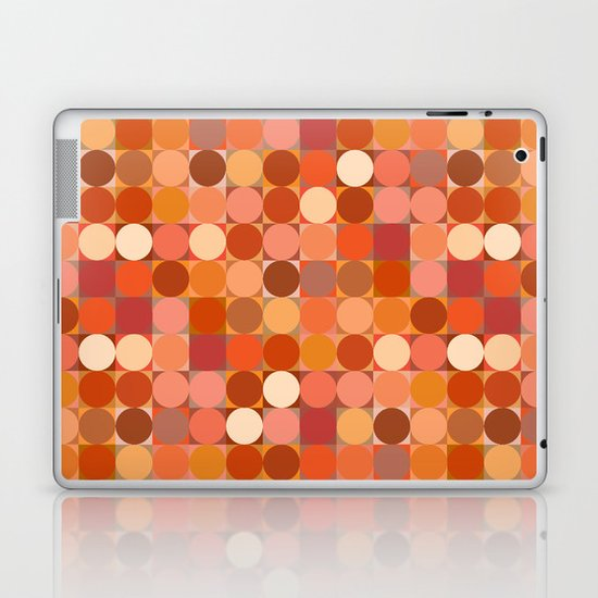 Arancione Laptop & iPad Skin