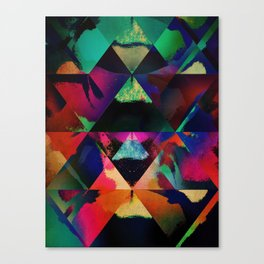 4mntns Canvas Print