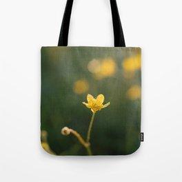 Flowers: III // Oregon Tote Bag