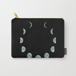 Moon phases Carry-All Pouch