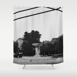 Ties Shower Curtain