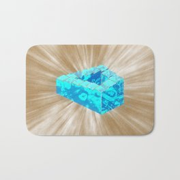 Infinite Stairs Bath Mat