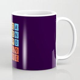 Eat Drink Sleep Love Coffee Mug