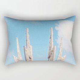 Bolt Out of the Blue Rectangular Pillow