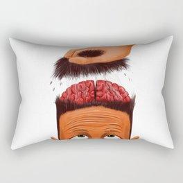 Brains Out Rectangular Pillow