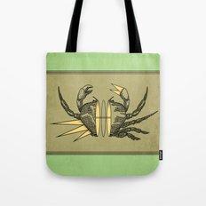 grab my crab Tote Bag