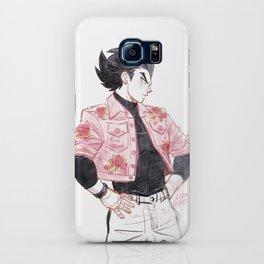 Rosé Noir iPhone Case