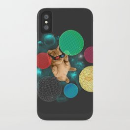 A PLAYFUL DAY iPhone Case