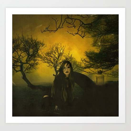 Fantasy - Appointed Art Print