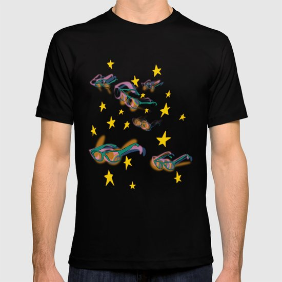 summer stamp T-shirt