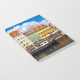 Copenhagen Harbor Notebook