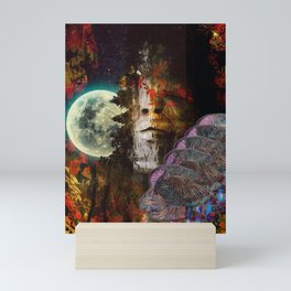 Moonlit Wonder Mini Art Print