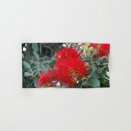 Red Flowering Gum Tree Hand & Bath Towel