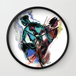 Beat of your Wall Clock