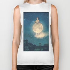 MoonWalk Biker Tank