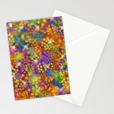 Stained Glass look Series 4 Stationery Cards