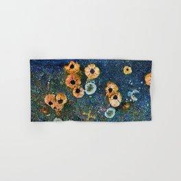 Abstract beautiful barnacles Hand & Bath Towel